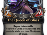 The Queen of Glass