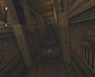 Sanity Upside-Down Room