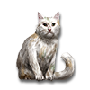 Poe2 pet white cat stinky pete icon.png