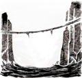 06 si black market dungeon rope cross water no person.png
