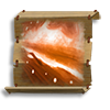 Poe2 scroll of ray of fire icon.png