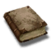 Book tome dirty icon.png