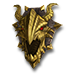 Shield dragons mouth shield icon.png
