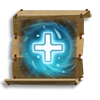 Poe2 scroll of miraculous healing icon.png