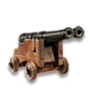 Poe2 Ship Cannons Double Bronzer icon.png