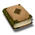 Book tome green icon.png