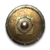 Poe2 shield medium exceptional icon.png