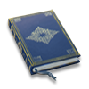 Poe2 book dec blue icon.png