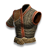 Poe2 padded armor maia icon.png