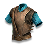Poe2 leather armor fine icon.png