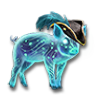 Poe2 pet pirate space pig cosmo icon.png