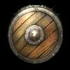 Poe2 shield medium basic icon.png