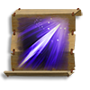 Poe2 scroll of thrust of the tattered veils icon.png