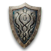 Poe2 shield medium heater exceptional icon.png