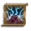 Poe2 scroll of avenging storm icon.png