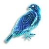 Poe2 pet space bird icon.png