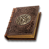 Poe2 grimoire weightless icon.png