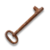 Poe2 key rusted iron icon.png