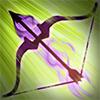 Poe2 caedebalds blackbow weapon icon.png