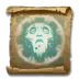Scroll of prayer against infirmity icon.png
