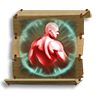 Poe2 scroll of prayer for the body icon.png