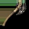 Poe2 battle axe obsidian icon.png