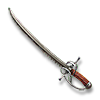 Poe2 sabre bezas toothed blade icon.png