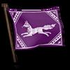Poe2 Ship Flag Backer Purple Fox icon.png