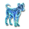 Poe2 pet space dog icon.png