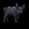 Poe2 pet backer pig Onyx icon.png