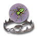 Trap infestation of spiders icon.png
