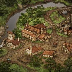 Dyrford Village