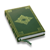 Poe2 book dec green icon.png