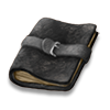 Poe2 journal black icon.png