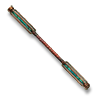 Poe2 quarterstaff chromoprismatic icon.png