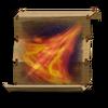 Poe2 scroll of fan of flames icon.png