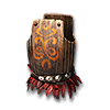 Poe2 breastplate armor heavyt ceremonial garb icon.png