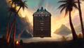 Pillars of Eternity 2 Backer Beta Main menu.png