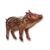 Poe2 pet baby boar icon.png