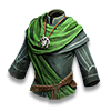 Poe2 padded armor xoti icon.png
