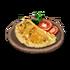 Dragon Egg Dish