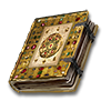 LAX03 book gilded most unfortunate tale icon.png