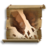 Poe2 scroll of twin stones icon.png