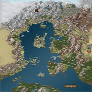TPC World Map Locations