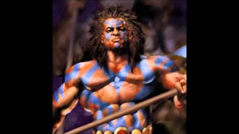 Hero Barbaric Male Barbarian Default