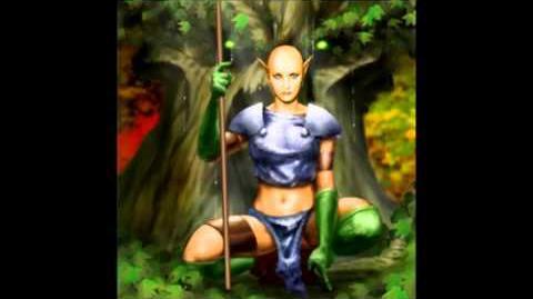 Hero Efficient Female Wood Elf Default