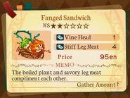 Stratum 2. Fanged Sandwich