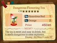Stratum 6. Dangerous Flowering Tea