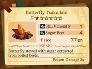 Stratum 1. Butterfly Tsukudani