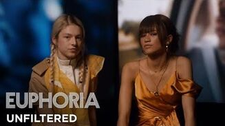 Euphoria_unfiltered_zendaya_and_hunter_schafer_on_rue_and_jules_HBO